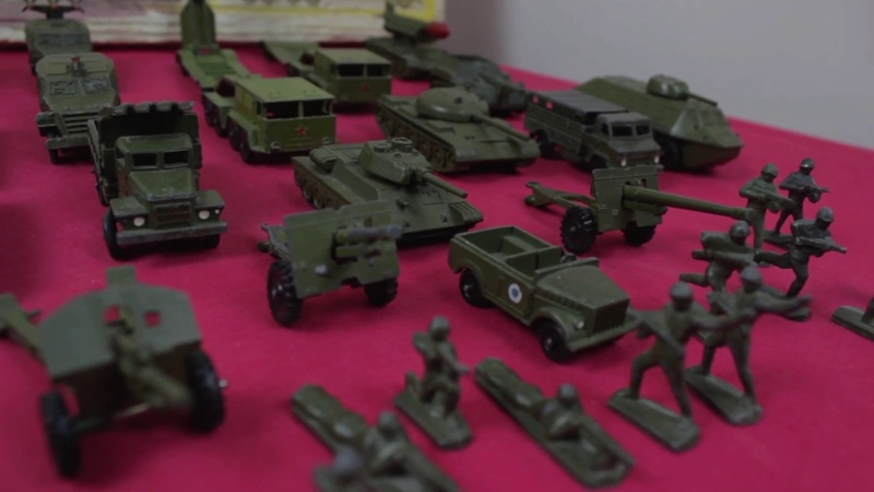 ЗАБЫТЫЕ АВТО ИГРУШКИ И ВОЕННАЯ ТЕХНИКА СССР Самый большой набор Тульский патронный завод