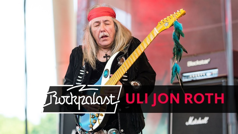 Uli Jon Roth live Rockpalast 2018