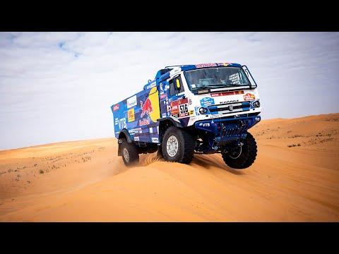 DAKAR 2020 Day 6 Highlights Stage 6 Ha'il Riyadh
