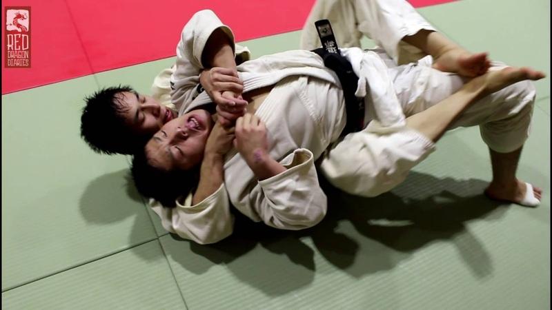 Kosen Judo Class at Kyoto University Foundation of Modern BJJ