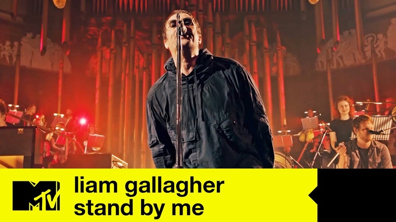 Liam Gallagher Stand By Me MTV Unplugged MTV Music