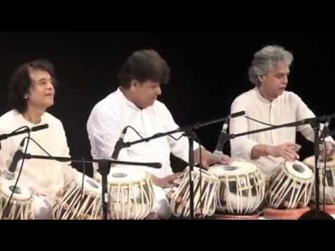 Tribute to Abbaji Tabla Solo Celebrating the Birth Centenary of Ustad Allarakha