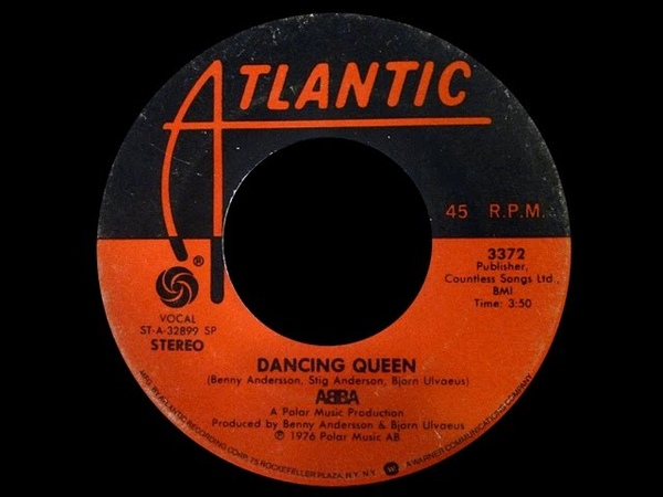 ABBA ~ Dancing Queen 1976 Disco Purrfection Version
