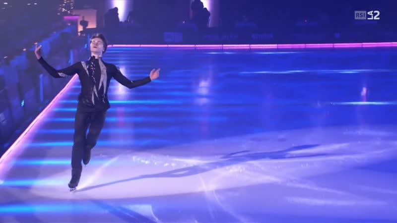 Music on Ice 2020 Deniss Vasiljevs Two Men In Love
