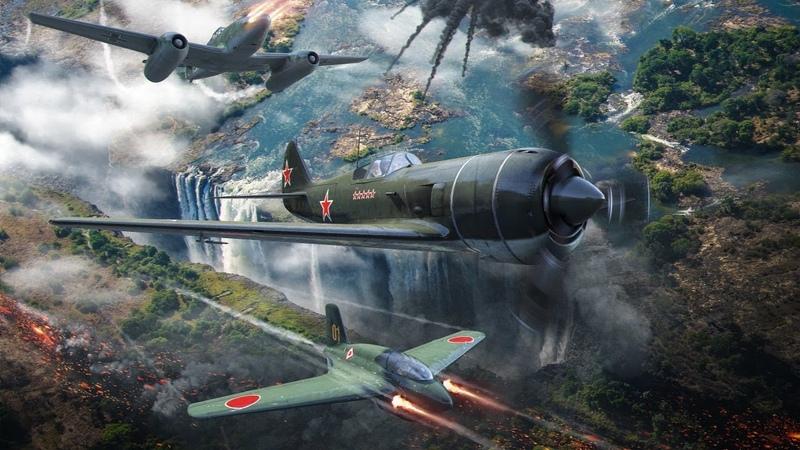 IL-2 Sturmovik - Первым делом самолеты