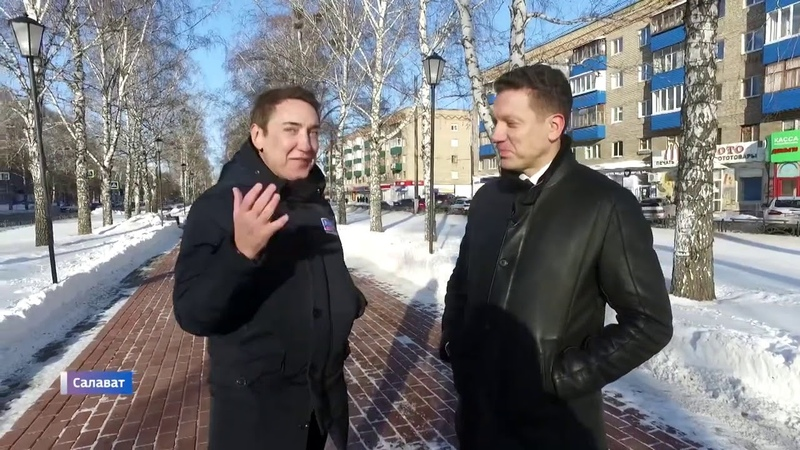 Салават один из самых молодых городов России
