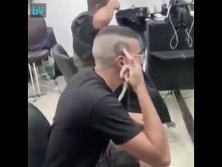 Как попросил, я так и подстриг