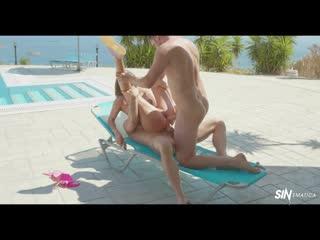 Tina Kay - DP Action [All Sex, Hardcore, Blowjob, Anal, Double]