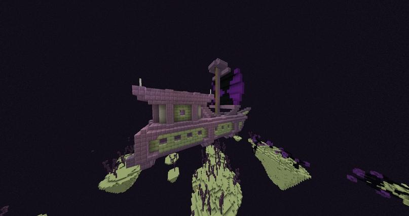 Снапшот 0.0.0.1 Глобальная переделка Энда, новые биомы и много увлекательного контента!, изображение №22