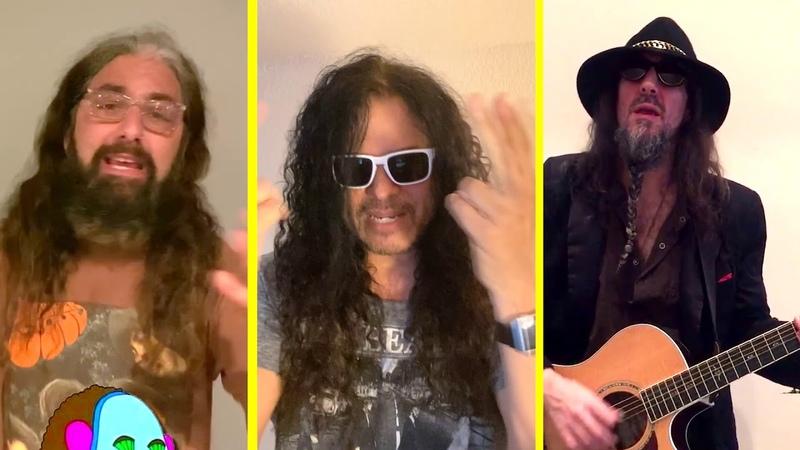 Voices Of Apollo Jeff Scott Soto Ron Bumblefoot Thal Mike Portnoy Nowhere Man