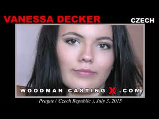 Vanessa Decker (расширенная и дополненная версия)