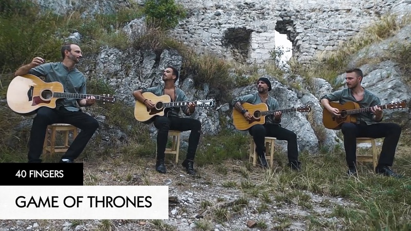 40 FINGERS Game Of Thrones Official Video