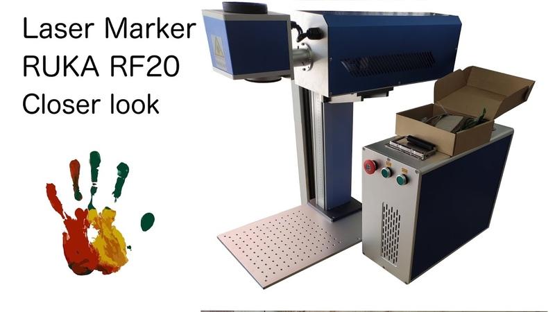 Marker RUKA RF20 Closer look