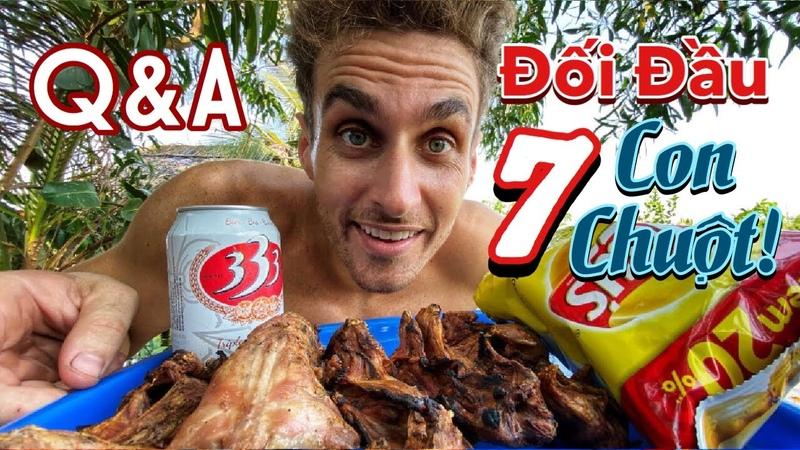 YOU EAT MY GARDEN, I EAT YOU (RATS)! WAR OF THE RATS 1 | TRẬN CHIẾN ĐẦU TIÊN VỚI CHUỘT, DIỆT 7 CON!
