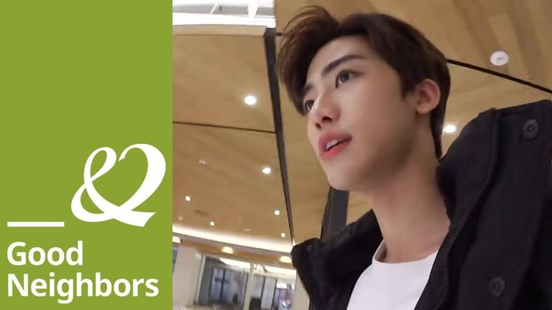 NCT DREAM 재민, 제노의 스엠마켓 탐방기(To visit SM market with JJ)