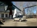 Весенние улицы пгт Демьяново, Подосиновский район, Кировская область, апрель 2019