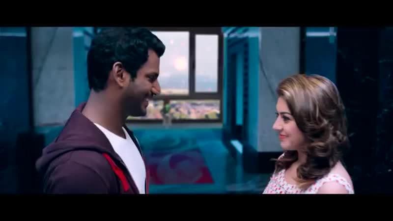 Vaa Vaa Vaa Vennila Official Video Song Aambala Vishal Hansika Sundar C Hiphop Tamizha 360p mp4