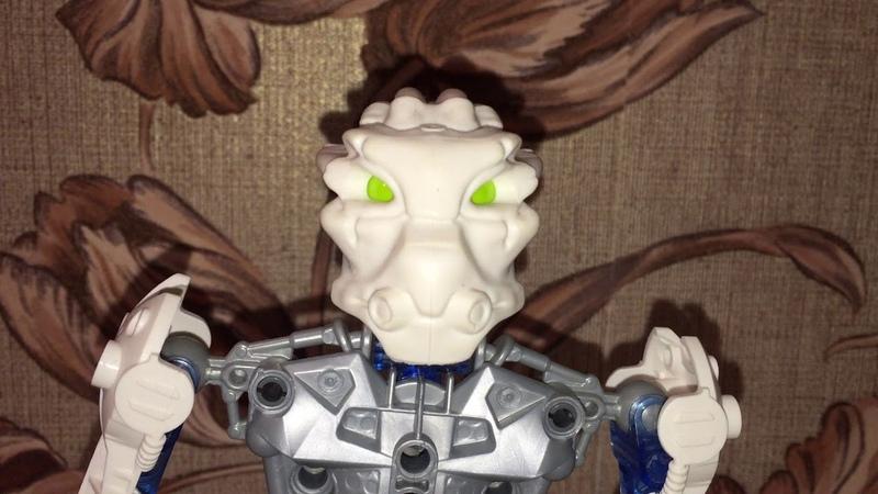 Бионикл Иника Маторо Первый взгляд! Завтра полный обзор!