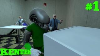 Кентек играет в Black Mesa Beta 1 Серия Аномальные материалы