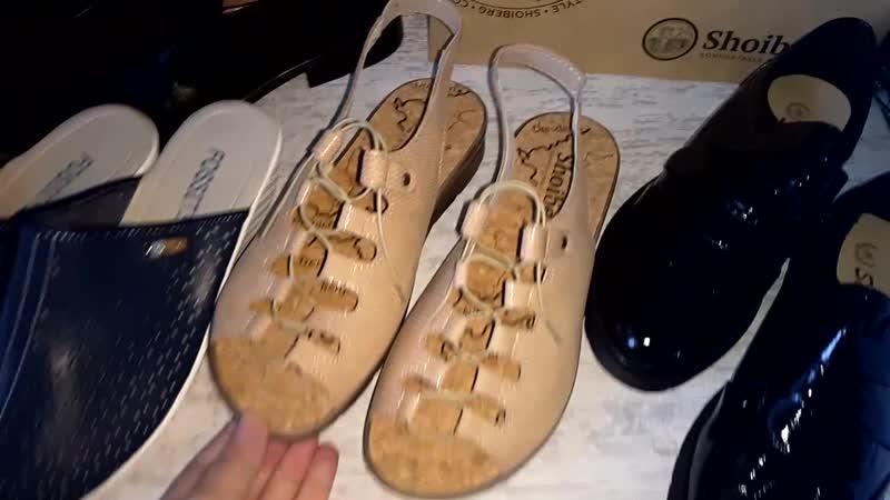 обувь Триопт
