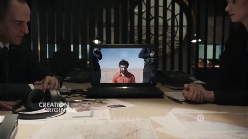 Бюро легенд сериал Франция