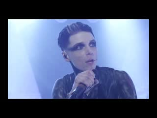 Black Veil Brides Re-Stitch These Wounds Live