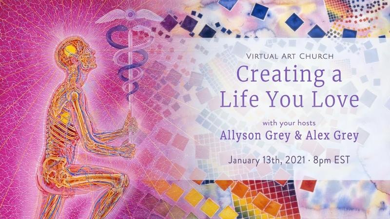 Art Church Creating a Life You Love