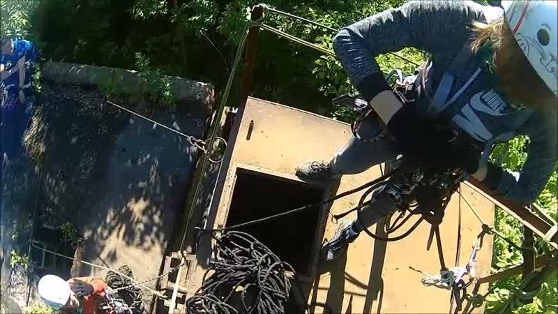 Школа безопасности - поисково-спасательные работы