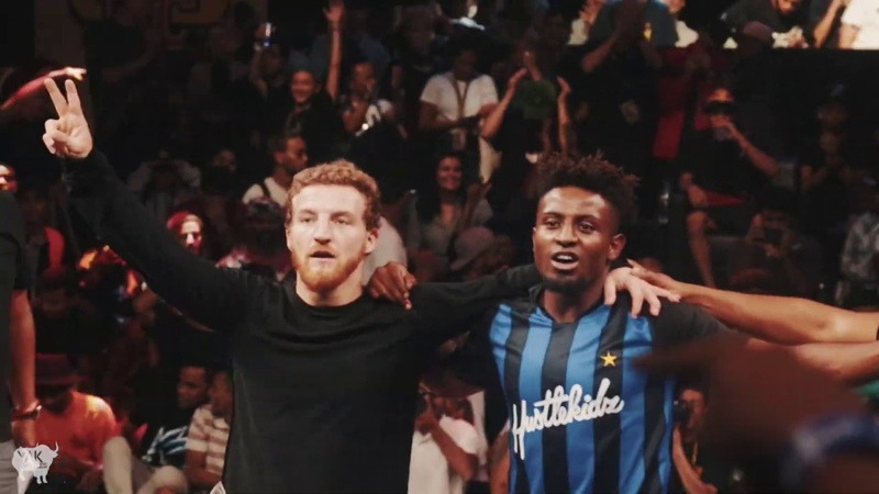 Lil Kev Fr vs Kid Colombia Holland Powermove Final Mumbai India YAK FILMS