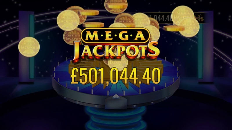 MegaJackpots Wheel of Fortune On Air - Game Play Video