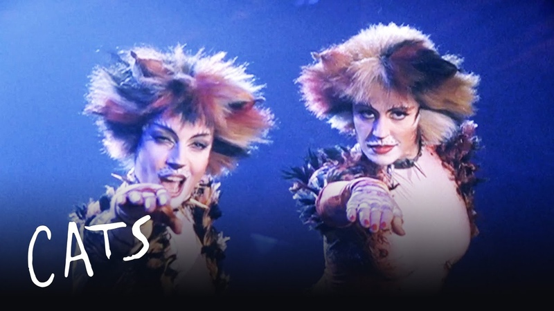 Macavity the Mystery Cat Part 1 Cats the Musical