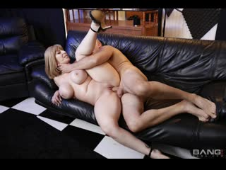 Sara Jay - Gives Us An Exclusive Interview With Her Pussy - All Sex Reality MILF Big Tits Chubby Ass Mature Blonde Hardcore Porn