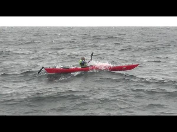 Гребля outrigger canoe surfski kayak 10 км. Кубок Патрокла, Владивосток