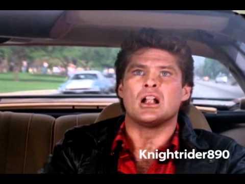 Рыцарь дорог Knight Rider Killer KITT Перевод СТС