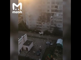 В Ярославле в жилом доме  взрыв газа