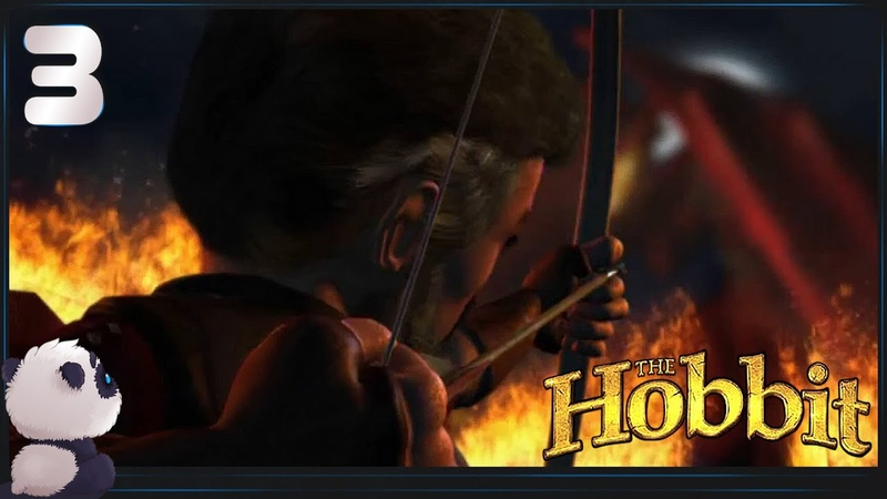 The Hobbit ● Прохождение 3 ФИНАЛ ● СМАУГ ЭРЕБОР И БИТВА ПЯТИ ВОИНСТВ