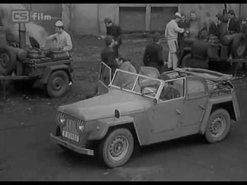 {new} Cesty mužů Drama Československo 1972