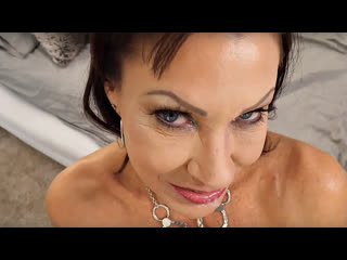 ПОРНО -- ЕЙ 56 -- СТАРАЯ БОГАТАЯ ЖЕНЩИНА ХОЧЕТ ЖИВОГО МУЖИКА -- milf gilf mature granny --  Vanessa Videl