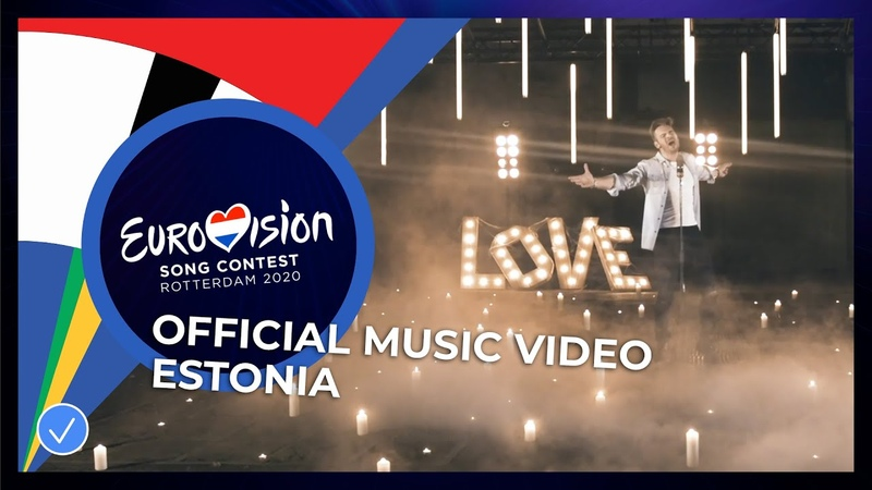Uku Suviste What Love Is Estonia 🇪🇪 Official Music Video Eurovision 2020