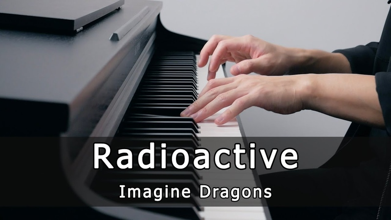 Imagine Dragons - Radioactive (Piano Cover by Riyandi Kusuma)