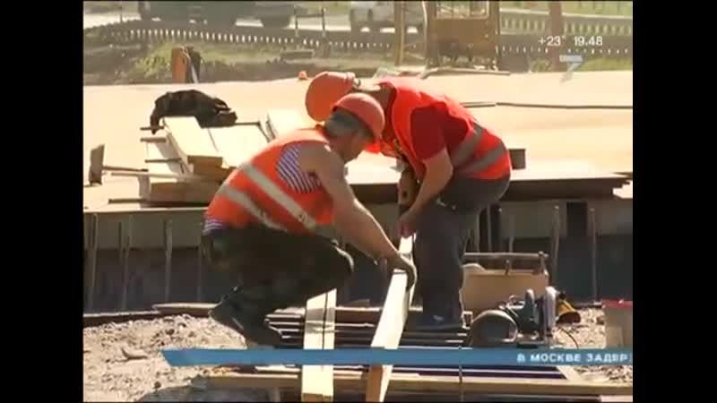 240 км автодорог отремонтируют в Красноярском крае в этом году.