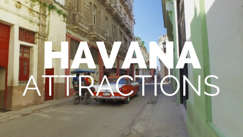 10 Amazing Things to do in Havana - Travel Video
