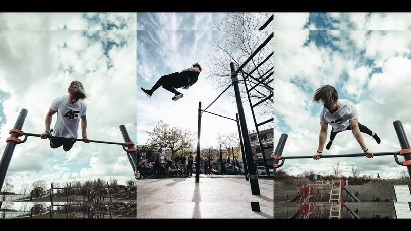 The King Of STREET WORKOUT Daniels Laizans Best Of 2018