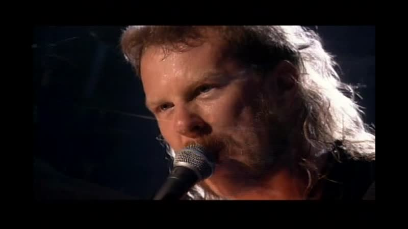 MetallicA For Whom The Bell Tolls Live at Woodstock '94 PRO