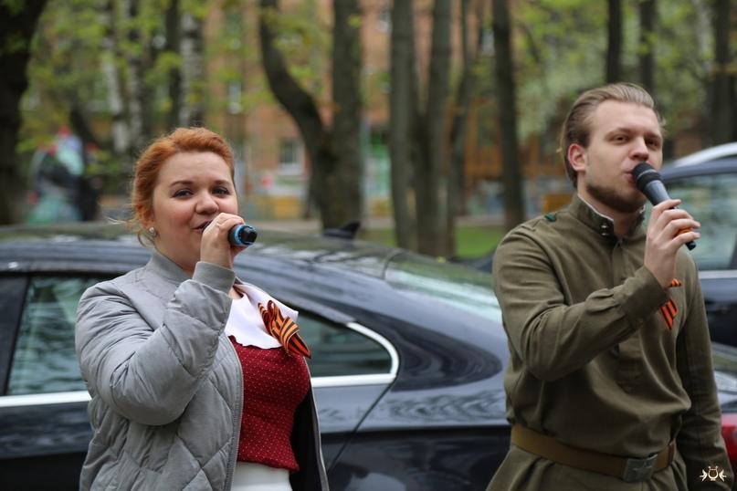 День Победы с театром «Крылья», изображение №9