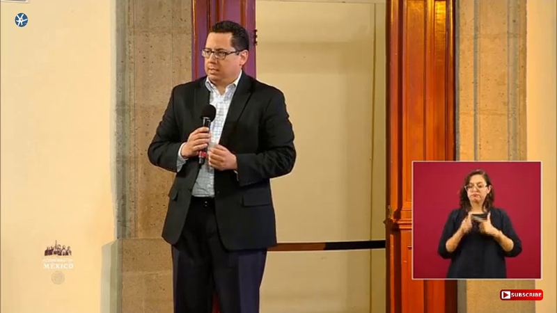 Conferencia Dr Hugo López Gatell 2Julio 2020 GraciasPorCuidarnos NuevaNormalidad 🚦🚦🚦