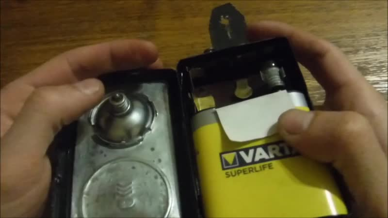 Карманный армейский сигнальный фонарь КСФ 1