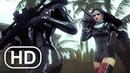 Nuns With Guns Vs Hitman Agent 47 Fight Scene Cinematic HD - Hitman Absolution Cinematics
