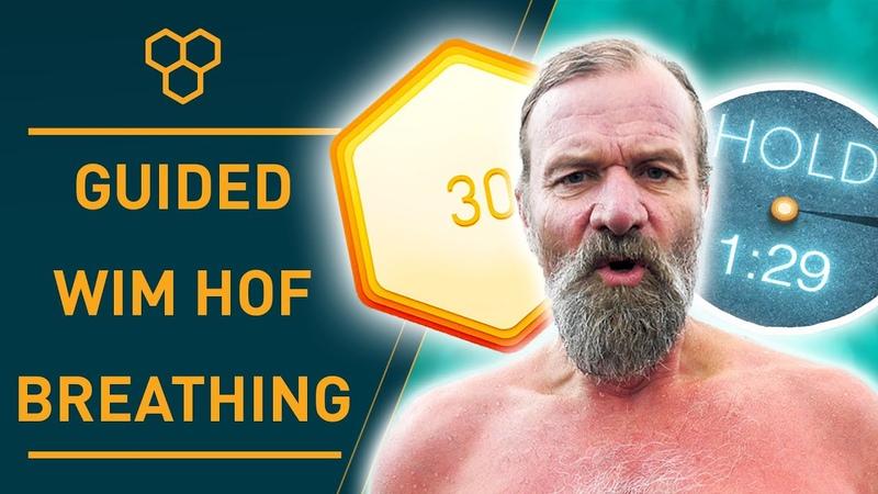 Guided Wim Hof Method Breathing