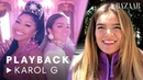 Karol G and Nicki Minaj's Tusa Music Video Breakdown | Playback | Harper's BAZAAR